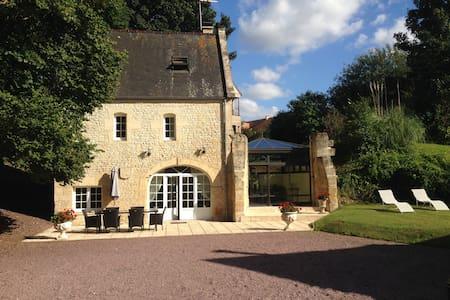 Maison de caractère - Lantheuil - Casa