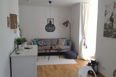 Lovingly designed apartment - Appartement