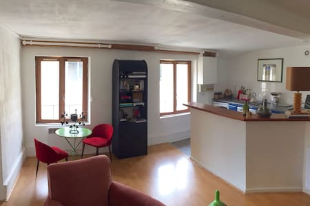 Appartement au cœur des Monts-d'Or - Saint-Cyr-au-Mont-d'Or