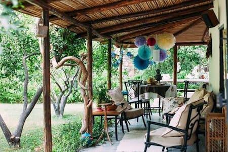 Bodrum Garden Cottage, Summer House