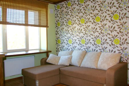 Cozy studio apartment in the centre - Tallinn - Appartement
