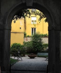 Free parking+WIFI 10 min walk to Lucca wall - Wohnung