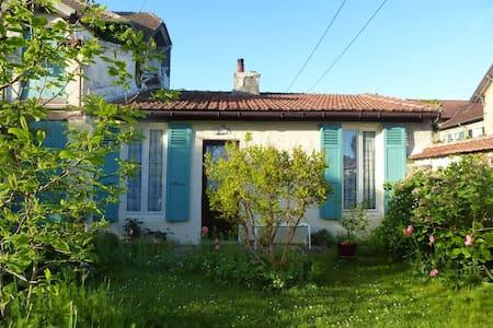 Maisonnette près de Paris & Disney! - Tournan-en-Brie - House