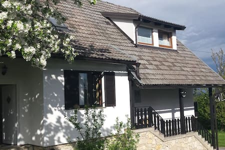 Accommodation on Plitvice Lakes - House