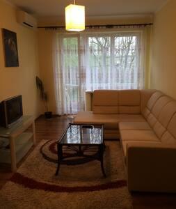 Komfortowe 3-pokojowe;  Wi-Fi, TV - Apartamento