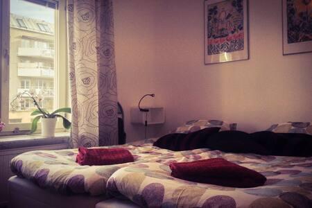 BIG room, very heart of Stockholm!