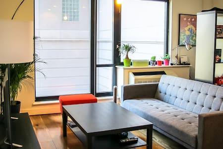 Fresh & Modern City Apartment