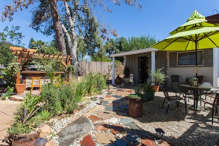 Charming Fallbrook Cottage - Fallbrook - Hus