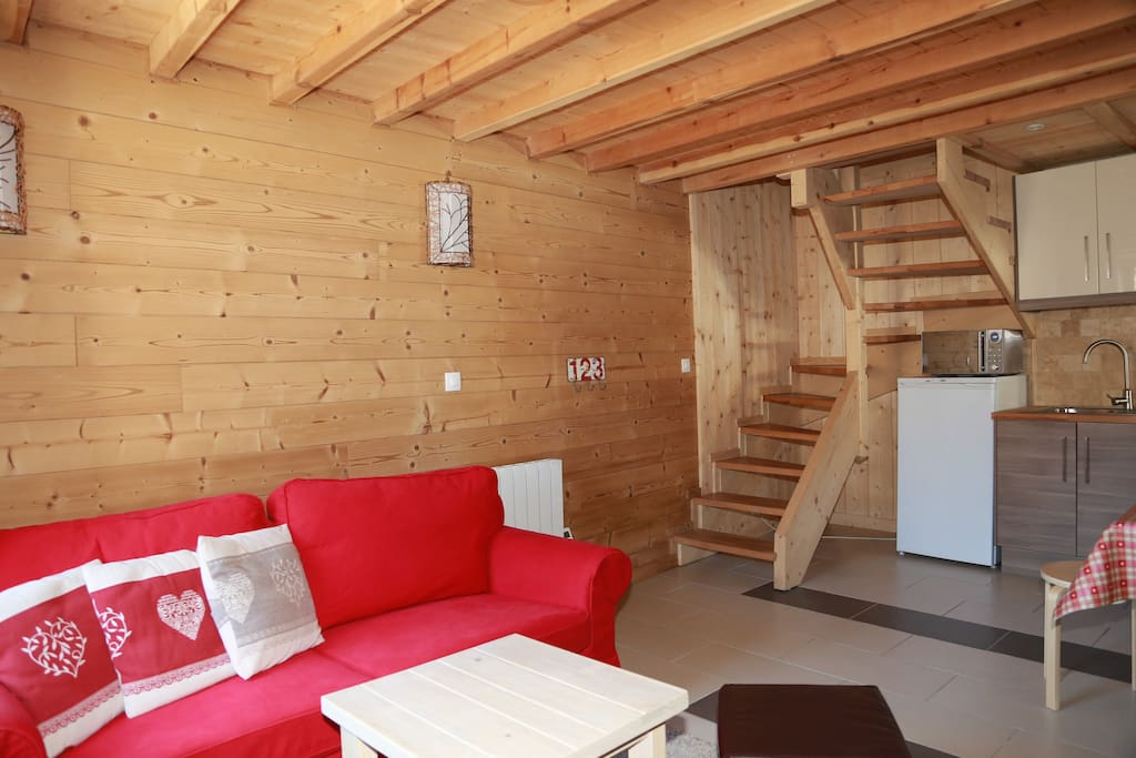 Cosy house in Alpe d'Huez