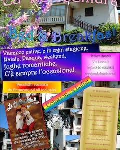 Ca'DolceChiara - Gremiasco - Bed & Breakfast