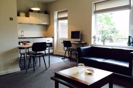 Luxerous apartment + terras center - Apartment
