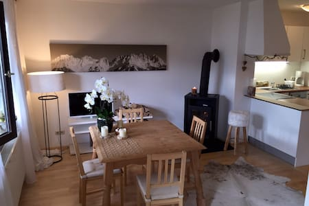 "Appartement ""Kaiserblick"" - Oberndorf in Tirol - Townhouse"