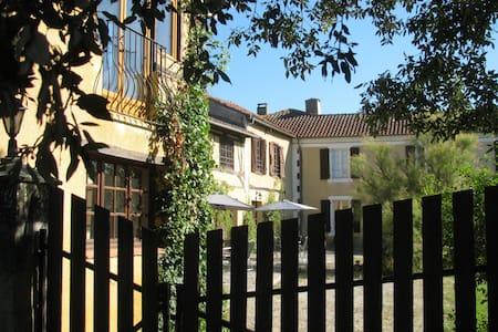 La Mirabel (3 gites with pool) - Laas