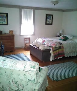 Private room in Exeter, NH - Queen - Exeter - Casa
