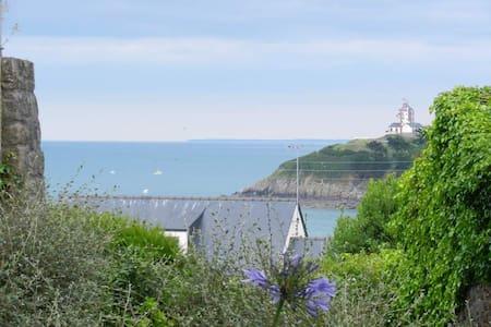 T2 vue mer _ terrasse et véranda _ wifi _ - Saint-Quay-Portrieux