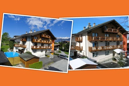 Appartement 4-5 pax near Innsbruck - Tulfes