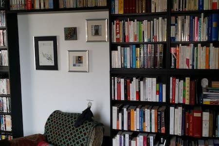 Grand T4 - 95 m² - 2 /4 personnes - Bordeaux - Apartemen