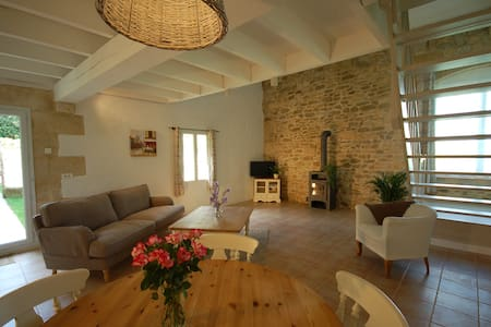 Apartment in the Bordeaux vineyards - Appartement