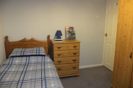 Cosy single room in lovely Morpeth - Morpeth - Rumah