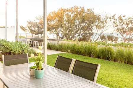 2 Bed Beachfront Tugun - Unit 1 - Bilinga