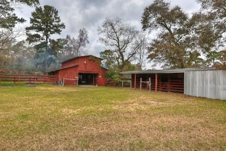 Beautiful Country Cottage - Tomball - Maison