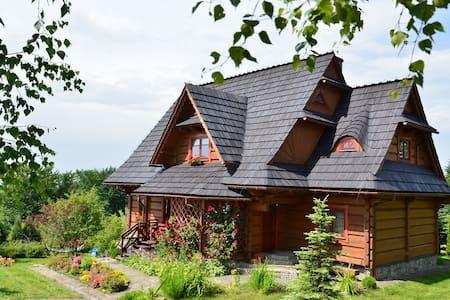 Góralska Ostoja Pcim - Pcim - House