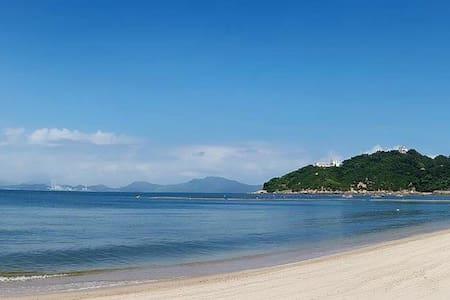 香港 長洲 Seaview w/ Balcony Flat CheungChau HongKong - Lakás