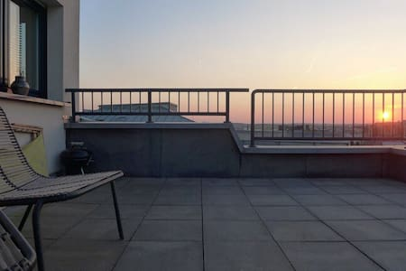 Central penthouse with top view ! - Appartamento
