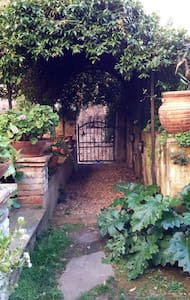 downtown! separate room with garden - Arezzo - Other