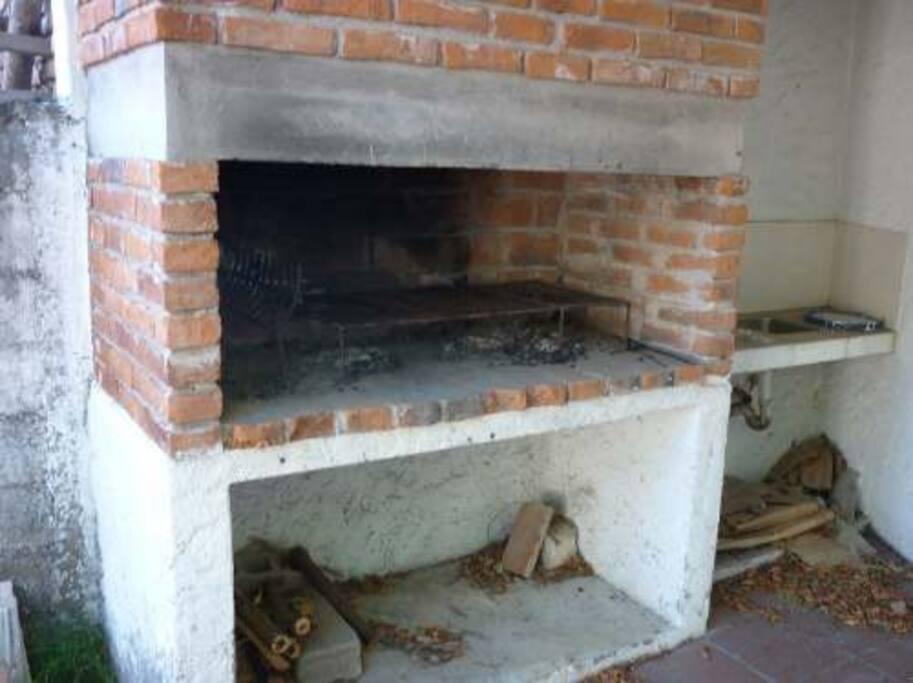 Parrillero - BBQ
