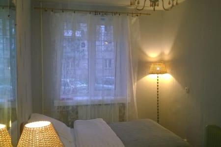 2- rooms flat in Pushkin , SPb - Sankt Petersburg