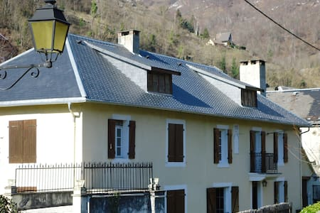 Gite de caractère dans les Pyrénées - Hus