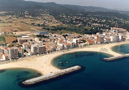Aparto Costa Brava 2ª linia mar 5p - sant antoni de Calonge