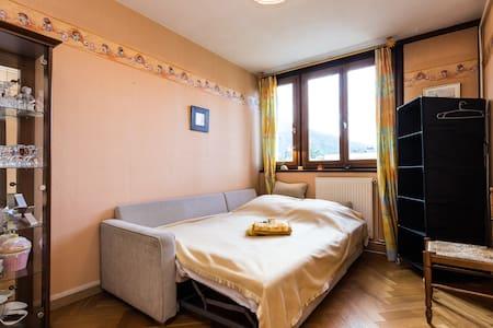 chambre privée calme et confortable - Saint-Martin-d'Hères
