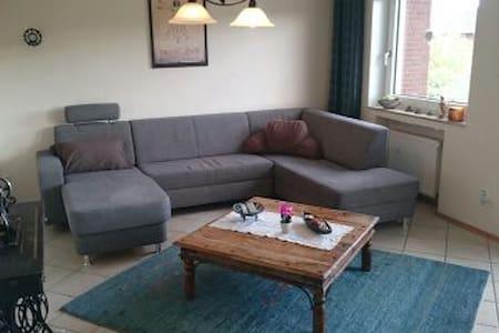 Großzügige Wohnung für 4 Personen - Steinfurt - Appartement