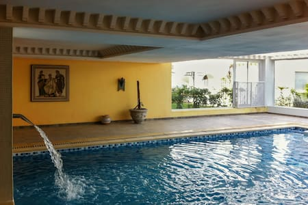 Fab flat w pool by Gulf of Sousse - Leilighet