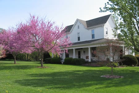 1898 Red Bud Bed & Breakfast - Szoba reggelivel