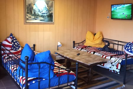 Gemütliches Zimmer für 2-3 Personen - Pirmasens - Apartment