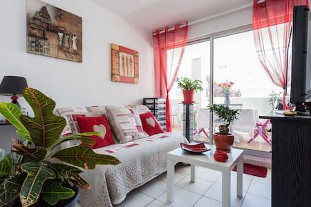 Chambre avec terrasse - canal