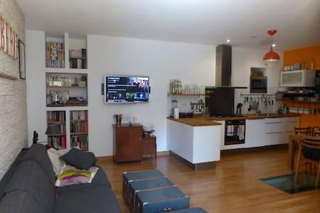 Belle chambre master dans le quartier Libération - Nice - Appartement