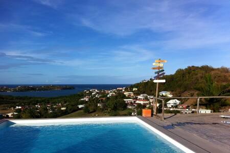 Villa au Vauclin avec piscine - Le Vauclin