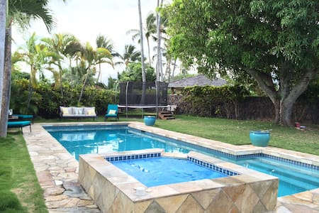 Remodeled & 3 Blocks from Beach - Kailua