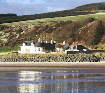 Sea views, near Culzean - South Ayrshire - Casa