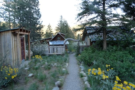 Cub Creek Cabin, Methow Valley, WA - Winthrop - Chalet