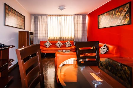 Standars 2 Bedrooms Apartments