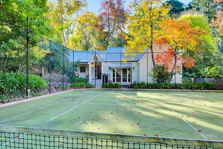 THE STIRLING HOUSE - ADELAIDE HILLS - Talo