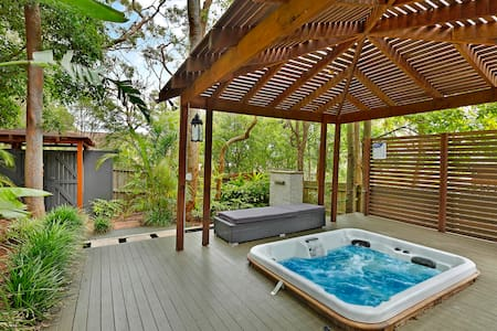 Heavenly Spa Retreat - Daire