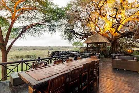 Luxury chalet Kruger National Park - Chalet