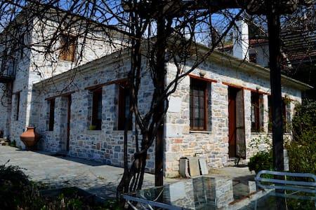 A House for All Seasons - Agios Lavrentios