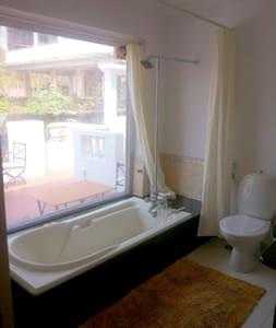 Private Room in Dona Paula, Goa